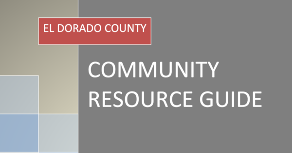 El Dorado Community Resource Guide
